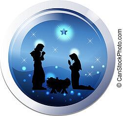 クリスマス, 第25, nativity, 12月