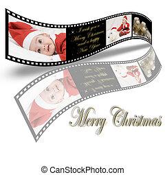 クリスマス, film.