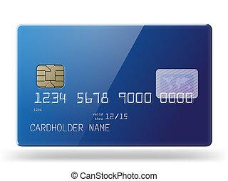 クレジット, グロッシー, card.