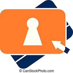クレジット, セキュリティー, 解決, カード