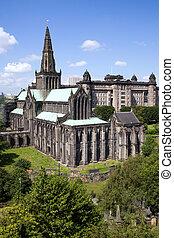 グラスゴー, 大聖堂, necropolis