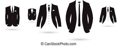 グループ, スーツ