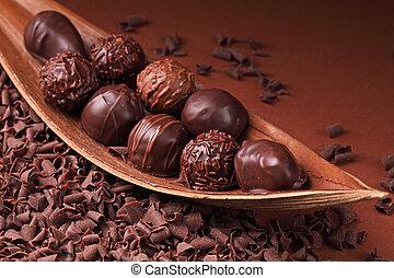 グループ, チョコレート
