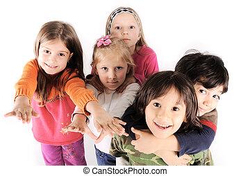 グループ, 子供