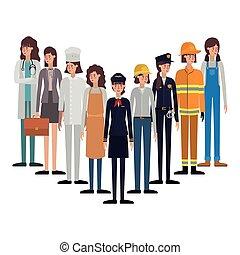 グループ, 特徴, avatar, 専門家