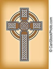 ケルト族 十字