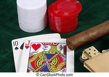 ゲーム, カード