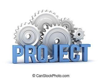コグ, backgroun, 単語, プロジェクト