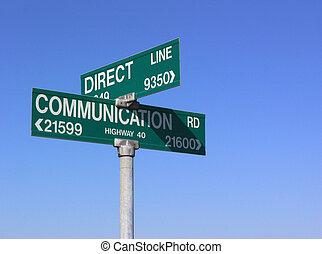 コミュニケーション, 監督しなさい
