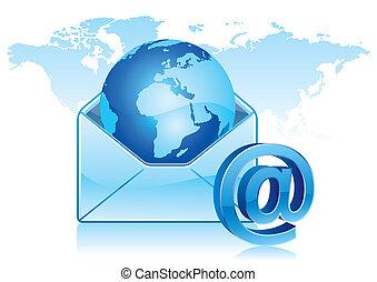 コミュニケーション, 電子メール
