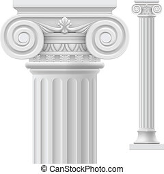 コラム, ローマ人