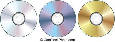コンパクトディスク, 3