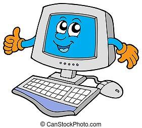 コンピュータ, 幸せ