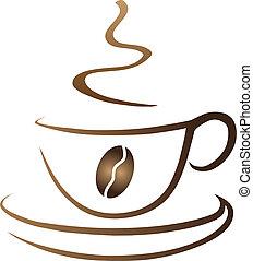 コーヒーカップ, 象徴的