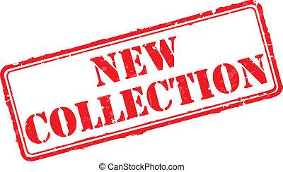 ゴム, 新しい, コレクション, 切手