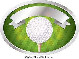ゴルフ, 紋章