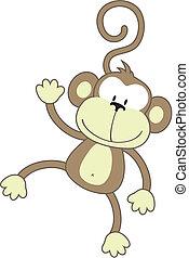 サル, 幸せ