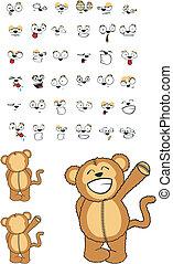 サル, 漫画, set03