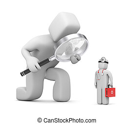 サービス, 医学, 検証