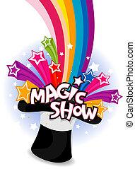 ショー, マジック