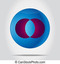 シンボル。, カラフルである, 創造的