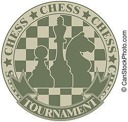 シンボル, トーナメント, チェス
