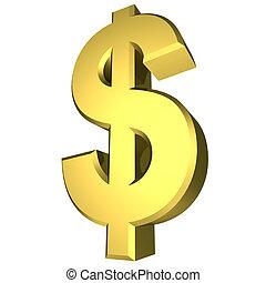 シンボル, ドル