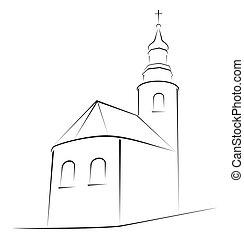 シンボル, 教会