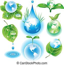 シンボル, 概念, エコロジー