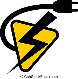 シンボル, 電気である