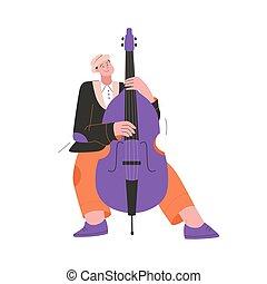 ジャズ 音楽, 祝祭, メンバー, ステージ, ∥あるいは∥, 能力を発揮しなさい, 遊び, バンド, コンサート