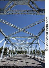 スチール梁, bridge.