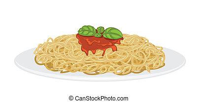 スパゲッティ, おいしい