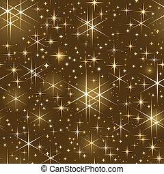 スパー, 星が多い空, seamless, クリスマス