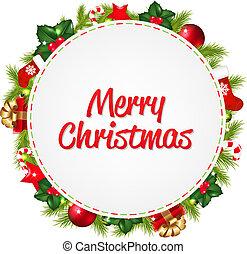 スピーチ泡, クリスマス, アイコン