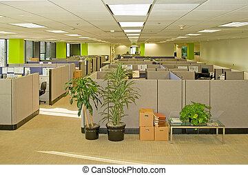 スペース, オフィス