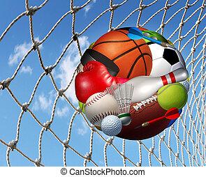 スポーツ, フィットネス, 成功