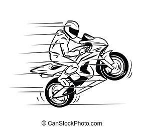 スポーツ, moto