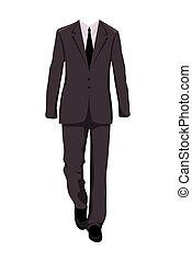 スーツ, 要素を設計しなさい, マレ, ビジネス