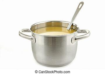 スープ鍋, 料理