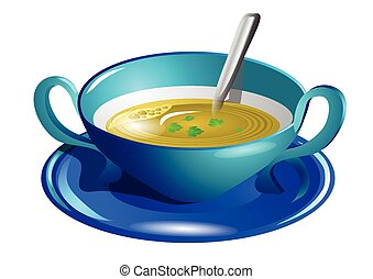 スープ, ゆとり