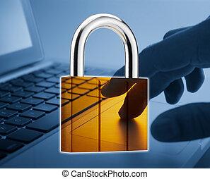 セキュリティー, インターネット
