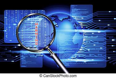セキュリティー, コンピュータ技術