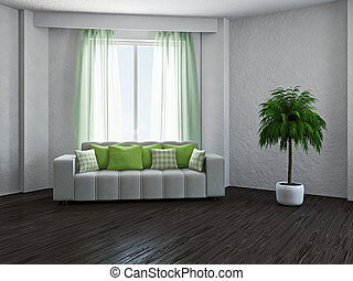 ソファー, livingroom