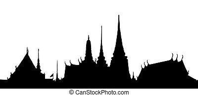 タイ人, 寺院