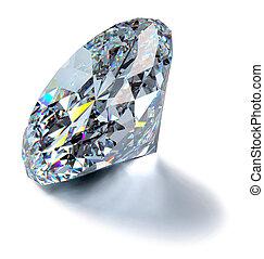 ダイヤモンド, きらめく
