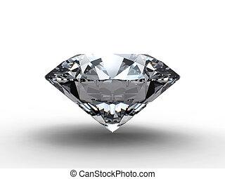 ダイヤモンド, 反射