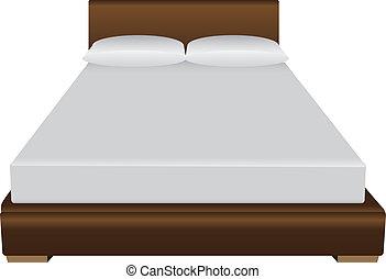 ダブル・ベッド