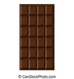 チョコレート, bar.