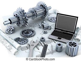 テクニカル, 概念, 工学